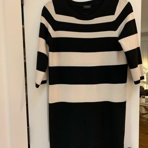 Club monaco italian knit dress